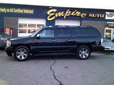 2003 GMC Yukon XL for sale in Sioux Falls, SD