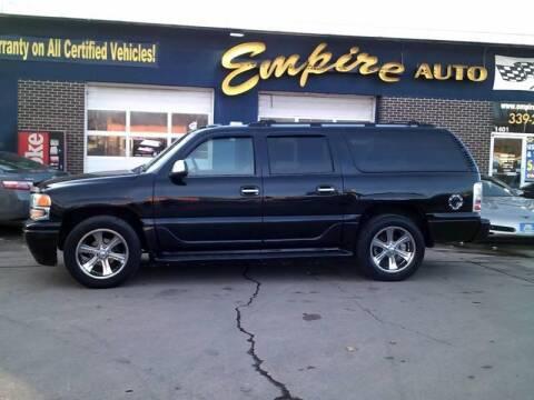 2003 GMC Yukon XL for sale at Empire Auto Sales in Sioux Falls SD