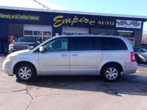2009 Chrysler Town and Country Touring for sale at Empire Auto Sales in Sioux Falls SD