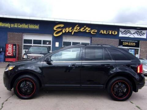2013 Ford Edge Limited for sale at Empire Auto Sales in Sioux Falls SD
