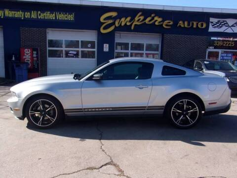 2010 Ford Mustang V6 Premium for sale at Empire Auto Sales in Sioux Falls SD