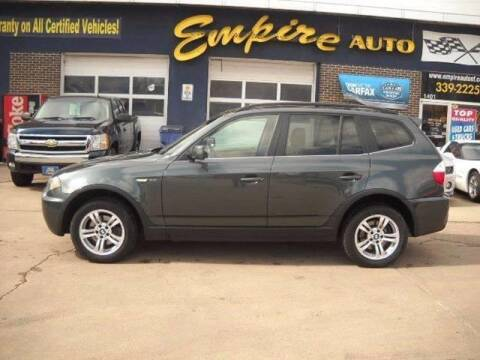 2006 BMW X3 3.0i for sale at Empire Auto Sales in Sioux Falls SD