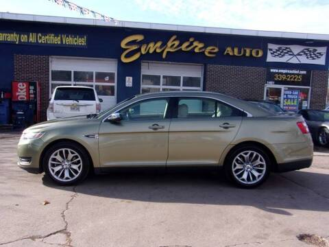 2013 Ford Taurus Limited for sale at Empire Auto Sales in Sioux Falls SD