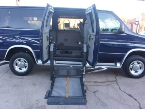 2012 Ford E-Series Cargo E-150 for sale at Empire Auto Sales in Sioux Falls SD