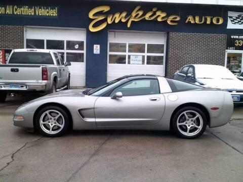 2001 Chevrolet Corvette for sale at Empire Auto Sales in Sioux Falls SD