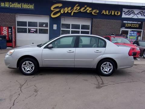 2007 Chevrolet Malibu LS for sale at Empire Auto Sales in Sioux Falls SD