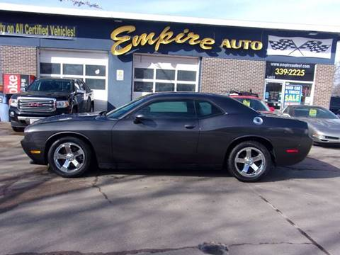 2013 Dodge Challenger SXT for sale at Empire Auto Sales in Sioux Falls SD