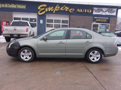 2008 Ford Fusion I4 SE for sale at Empire Auto Sales in Sioux Falls SD