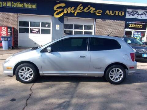 2002 Honda Civic Si for sale at Empire Auto Sales in Sioux Falls SD