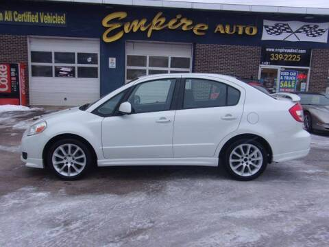 2008 Suzuki SX4 Sport for sale at Empire Auto Sales in Sioux Falls SD