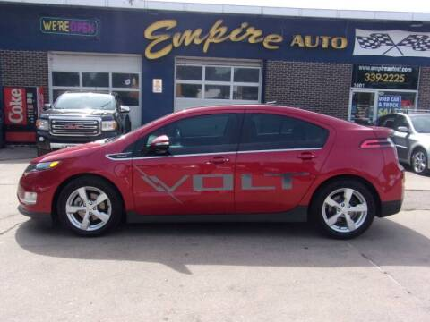 Chevrolet Volt For Sale In Sioux Falls Sd Empire Auto Sales