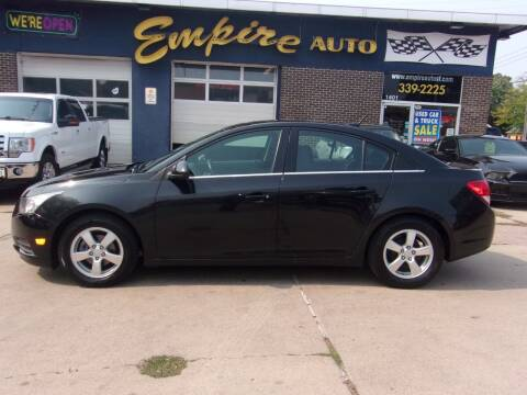 2014 Chevrolet Cruze for sale at Empire Auto Sales in Sioux Falls SD