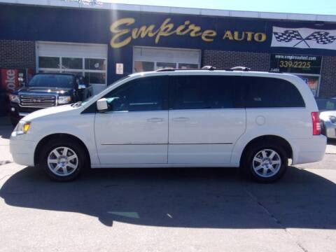 2010 Chrysler Town and Country for sale at Empire Auto Sales in Sioux Falls SD