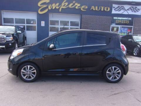 2015 Chevrolet Spark EV for sale at Empire Auto Sales in Sioux Falls SD