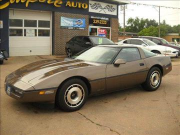 1985 chevrolet corvette for sale in sioux falls sd. Cars Review. Best American Auto & Cars Review