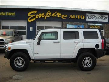 2006 HUMMER H3 for sale in Sioux Falls, SD