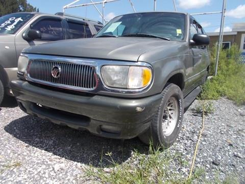 2000 Mercury Mountaineer for sale in Melbourne, FL