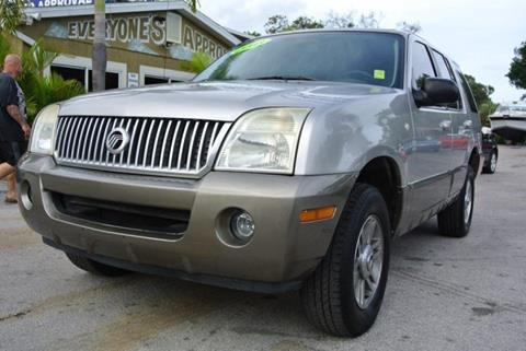 2003 Mercury Mountaineer for sale in Melbourne, FL