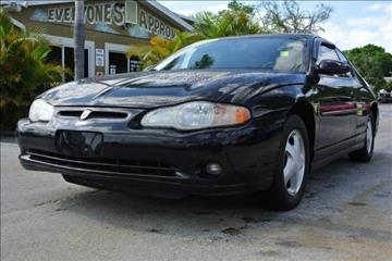2000 Chevrolet Monte Carlo for sale in Melbourne, FL