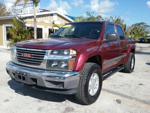 2007 GMC Canyon for sale in Melbourne, FL