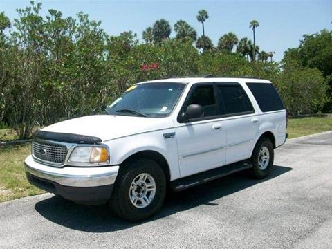 2001 Ford Expedition for sale in Melbourne, FL