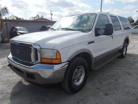 2000 Ford Excursion for sale in Melbourne, FL
