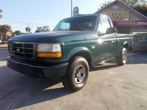 1995 Ford F-150 for sale in Melbourne, FL