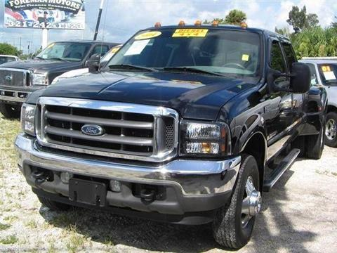 2004 Ford F-350 Super Duty for sale in Melbourne, FL