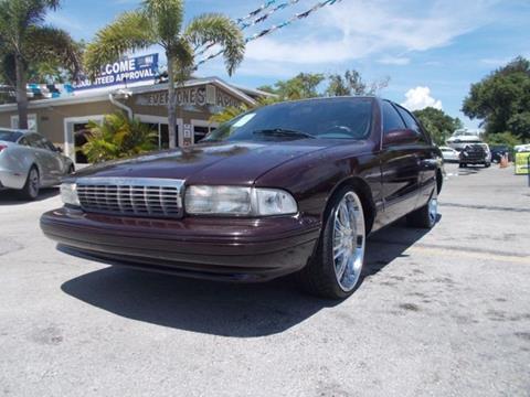 1995 Chevrolet Impala for sale in Melbourne, FL