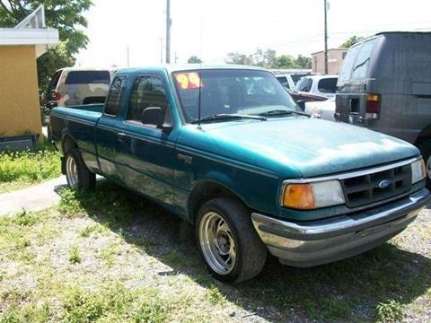 1994 Ford Ranger for sale in Melbourne, FL