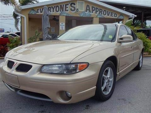 2001 Pontiac Grand Prix for sale in Melbourne, FL