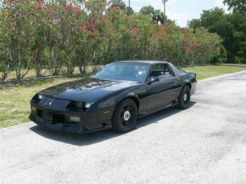 1991 Chevrolet Camaro for sale in Melbourne, FL