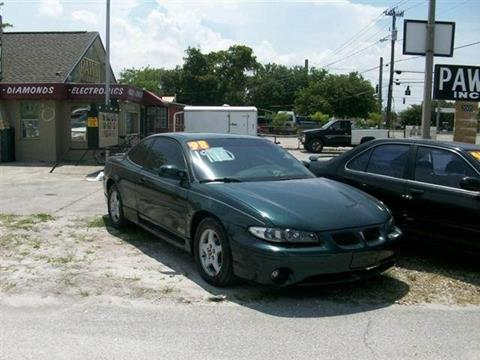 1998 Pontiac Grand Prix for sale in Melbourne, FL