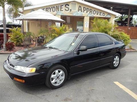 1997 Honda Accord for sale in Melbourne, FL