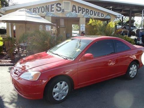 2001 Honda Civic for sale in Melbourne, FL