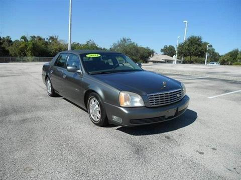 2004 Cadillac DeVille for sale in Melbourne, FL