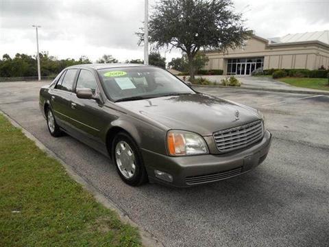 2000 Cadillac DeVille for sale in Melbourne, FL