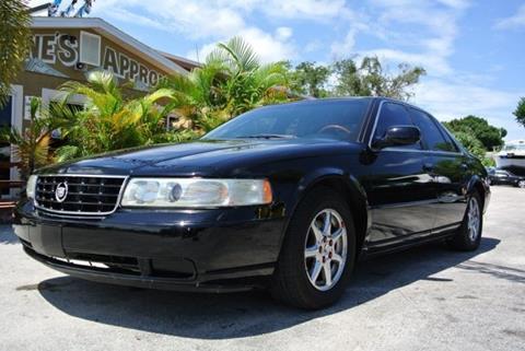 2002 Cadillac Seville for sale in Melbourne, FL