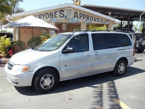 2002 Chevrolet Venture for sale in Melbourne, FL