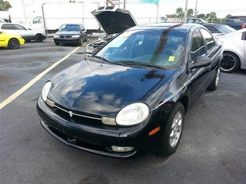 2000 Plymouth Neon for sale in Melbourne, FL