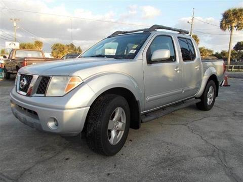 2005 Nissan Frontier for sale in Melbourne, FL