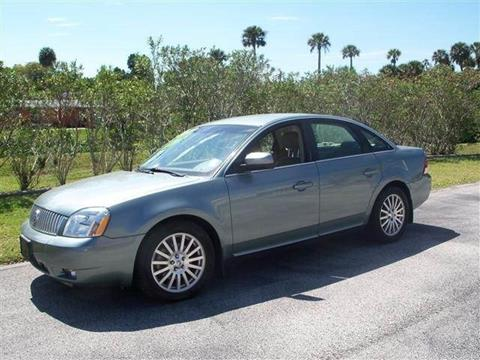 2007 Mercury Montego for sale in Melbourne, FL