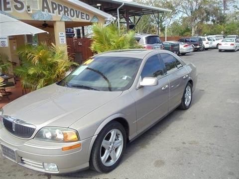 2000 Lincoln LS for sale in Melbourne, FL