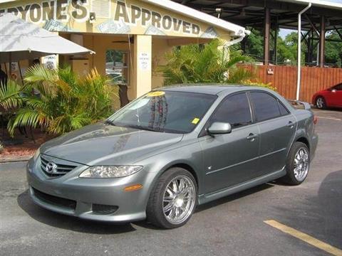 2004 Mazda MAZDA6 for sale in Melbourne, FL