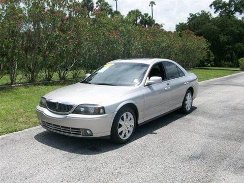2003 Lincoln LS for sale in Melbourne, FL
