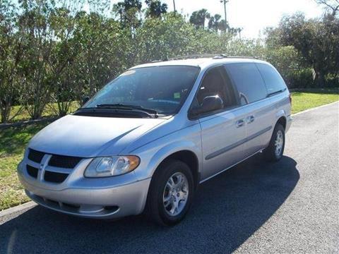 2001 Dodge Grand Caravan for sale in Melbourne, FL