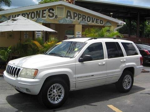 2002 Jeep Grand Cherokee for sale in Melbourne, FL