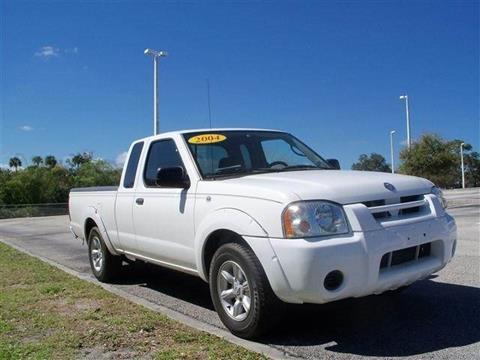 2004 Nissan Frontier for sale in Melbourne, FL