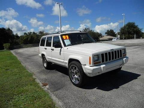 1997 Jeep Cherokee for sale in Melbourne, FL