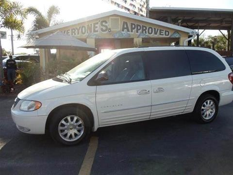 2001 Chrysler Town and Country for sale in Melbourne, FL
